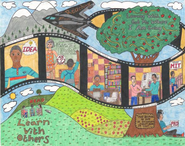 Calendar Drawing Contest : Drug free kids calendar contest nahma