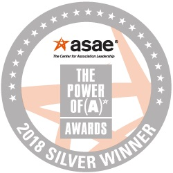 2018 Silver Power of A Award