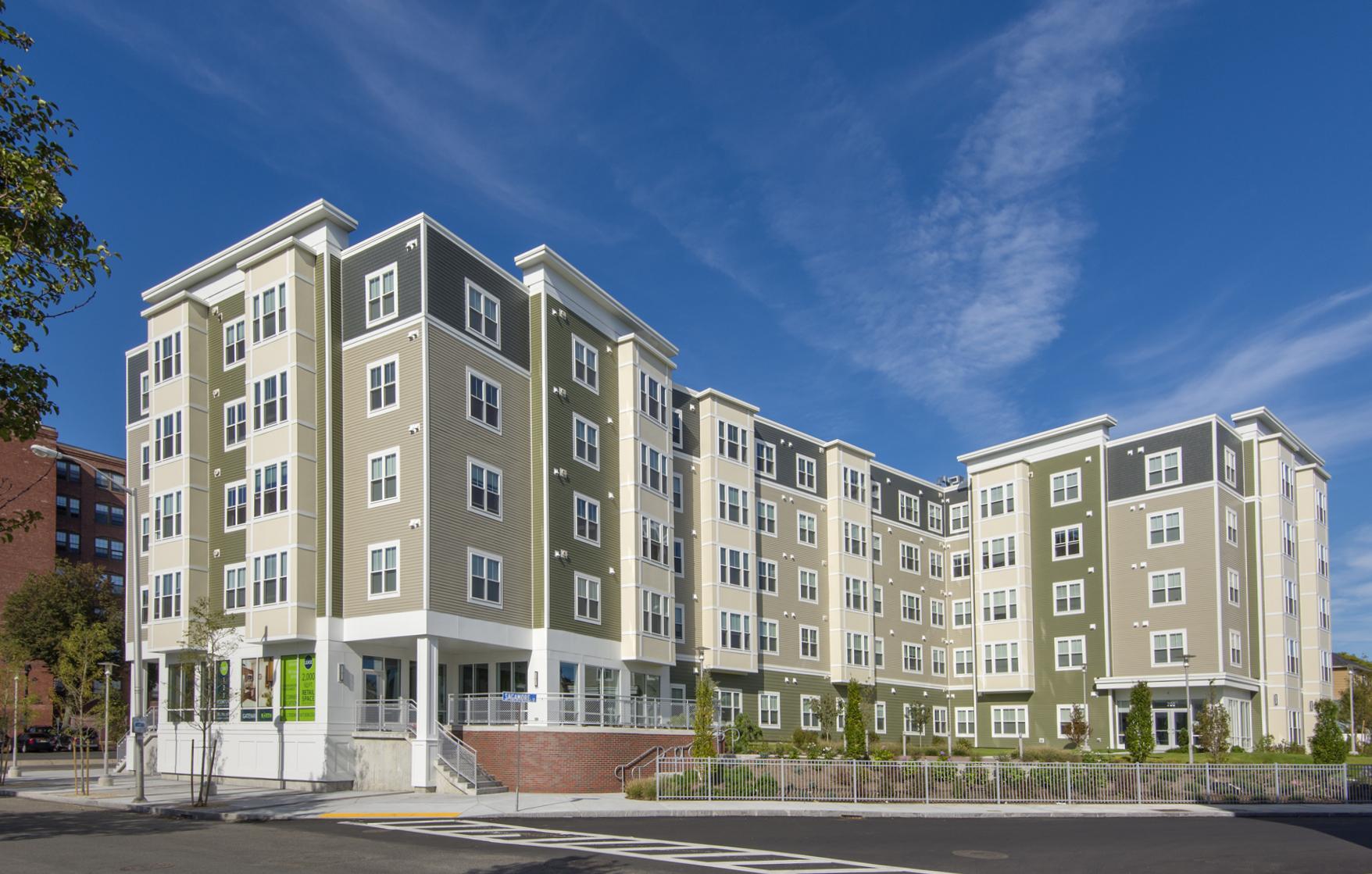 NAHMA's Affordable Housing Vanguard Award