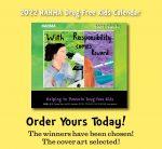 2022 NAHMA Drug-Free Kids Calendar